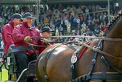 Snoeys Achille<br /> CHIO Aachen 2002<br /> Photo © Dirk Caremans