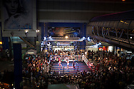 Muay thai in Bangkok, Thailand. PHOTO TIAGO MIRANDA