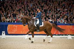 Van Der Meer Patrick, (NED), Zippo<br /> Beste Ruiters van Europa<br /> KWPN Hengstenkeuring - 's Hertogenbosch 2016<br /> © Hippo Foto - Dirk Caremans<br /> 05/02/16