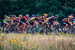 Peloton with Daan Olivier of Team LottoNL-Jumbo and Wout Poels of Team Sky during 2017 National Road Race Championships Netherlands for Men Elite, Montferland, The Netherlands, 25 June 2017. Photo by Pim Nijland / PelotonPhotos.com | All photos usage must carry mandatory copyright credit (Peloton Photos | Pim Nijland)