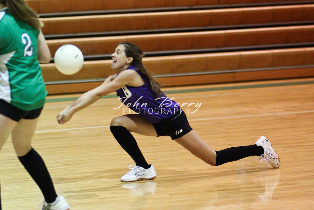 MCHS JV Volleyball .at William Monroe.9/4/2008