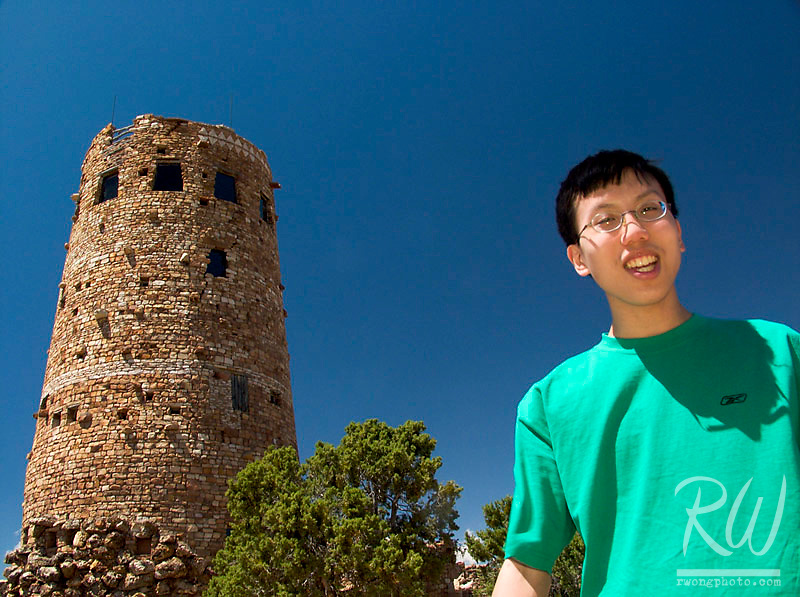 Watchman's Tower, Grand Canyon National Park, Arizona
