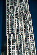 Beekman Tower - Frank Gehry Design, New York City