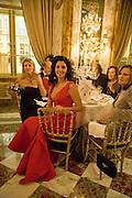 ANTONIA FRERING, Crillon Debutante Ball 2007,  Crillon Hotel Paris. 24 November 2007. -DO NOT ARCHIVE-© Copyright Photograph by Dafydd Jones. 248 Clapham Rd. London SW9 0PZ. Tel 0207 820 0771. www.dafjones.com.