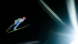 24.02.2015, Lugnet Ski Stadium, Falun, SWE, FIS Weltmeisterschaften Ski Nordisch, Skisprung, Herren, Training, im Bild Markus Eisenbichler (GER) // Markus Eisenbichler of Germany during the Mens Skijumping Training of the FIS Nordic Ski World Championships 2015 at the Lugnet Ski Stadium, Falun, Sweden on 2015/02/24. EXPA Pictures © 2015, PhotoCredit: EXPA/ JFK