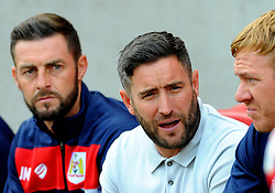 Bristol City head coach Lee Johnson - Mandatory by-line: Nizaam Jones/JMP- 18/08/2018 - FOOTBALL - Ashton Gate Stadium - Bristol, England - Bristol City v Middlesbrough - Sky Bet Championship