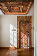 Royal Wellness Suite Door with Ceiling decor