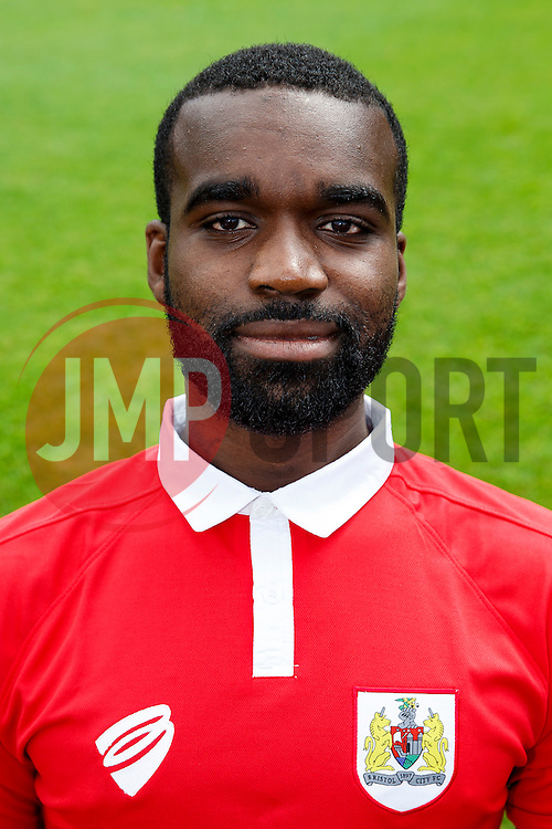 Karleigh Osborne poses for a head shot - Photo mandatory by-line: Rogan Thomson/JMP - 07966 386802 - 04/08/2014 - SPORT - FOOTBALL - BCFC Training Ground, Failand - Bristol City, 2014/15 Team Photos.