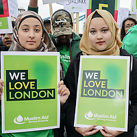 Vigil to honour victims of the London Bridge terrorist attack