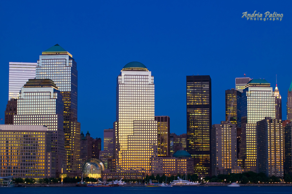 World Financial Center, NYC