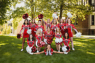 2017-18 King's High School Cheer