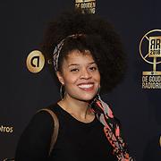 NLD/Hilversum/20190131 - Uitreiking Gouden RadioRing Gala 2019, Angelique Houtveen