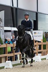 Van der Meer Patrick, NED, Chinook<br /> Indoor Brabant<br /> © Sharon Vandeput<br /> 9/03/18