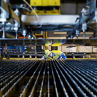 January 2014 - TATA Steel Park Wednesfield - Images of the Prolfiling  Centre , Centre Offices and  Automotive Service Centre