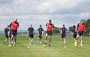 -  Dundee FC pre-season training at Dundee University Grounds, Riverside<br /> <br />  - &copy; David Young - www.davidyoungphoto.co.uk - email: davidyoungphoto@gmail.com