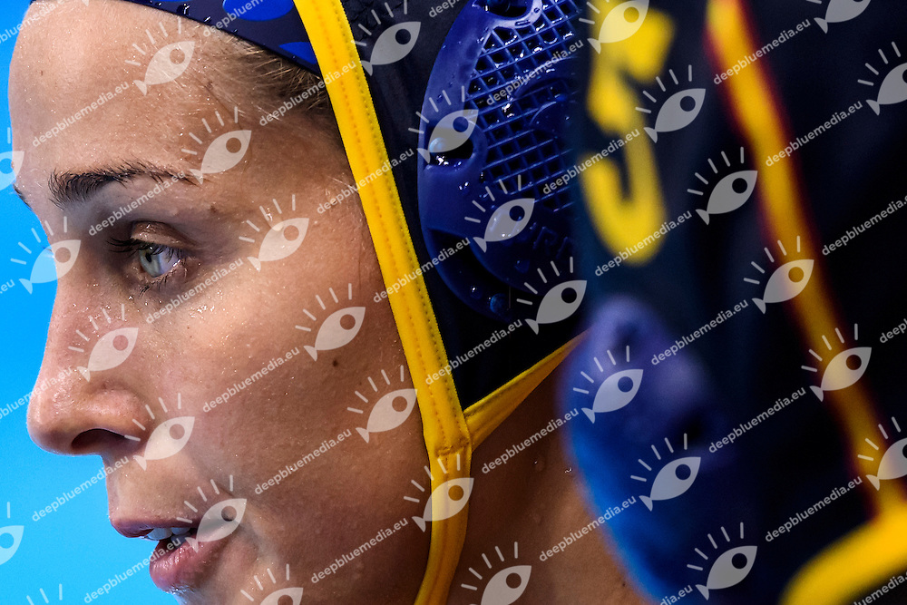 AUSTRALIA <br /> Rio de Janeiro 19-08-2016 Olympic Aquatics Stadium  - Water Polo <br /> AUSTRALIA - SPAIN ESP Final 5th 6th palce <br />  Foto Andrea Staccioli/Deepbluemedia/Insidefoto