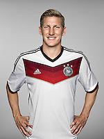 FUSSBALL   PORTRAIT TERMIN DEUTSCHE NATIONALMANNSCHAFT 24.05.2014 Bastian Schweinsteiger (Deutschland)