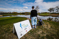 Delta Lloyd Golf Challenge at the Millennium Golf Club in Paal-Beringen on April 28, 2013. Witness images/Thierry Roge
