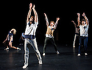 Rambert Dance Company <br /> season of new choreography 2011 <br /> created by Rambert dancers<br /> at The Place, London, Great Britain <br /> 11th October 2011 <br /> rehearsal <br /> <br /> 07941 611 971<br /> Choreography by Jonathan Goddard <br /> <br /> Mamihlapinatapai<br /> Choreography by Kirill Burlov<br /> <br /> Lines written a few miles below<br /> Choreography by Malgorzata Dzierzon<br /> <br /> Oh!<br /> Choreography by Otis-Cameron Carr<br /> <br /> Fitcher's Bird<br /> Choreography by Jonathan Goddard &amp; Gemma Nixon <br /> <br /> <br /> Photograph by Elliott Franks