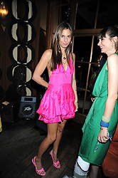 ZARA SIMON at Maria Castani's birthday party held at Sketch, 9 Conduit St, London on 14th July 2008.<br /> <br /> NON EXCLUSIVE - WORLD RIGHTS
