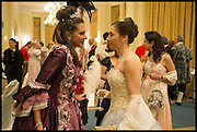 FIONA DAVIDOFF; ELIZABETH SQUIRE; , The St. Petersburg Ball. In aid of the Children's Burns Trust. The Landmark Hotel. Marylebone Rd. London. 14 February 2015. Less costs  all income from print sales and downloads will be donated to the Children's Burns Trust.