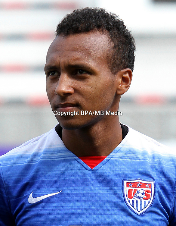 Concacaf- World Cup Fifa Russia 2018 Qualifyer - <br /> USA Soccer National Team - <br /> Julian Green