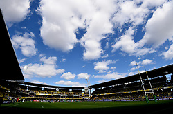 April 1, 2018 - Clermont Ferrand - Stade Marcel, France - Stade Marcel Michelin  (Credit Image: © Panoramic via ZUMA Press)