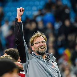 Manchester City v Liverpool, Champions League, 10 April 2018