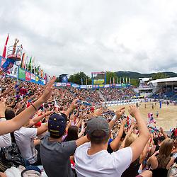 20140731: AUT, Beachvolleyball - A1 Beachvolleyball Grand Slam 2014 in Klagenfurt