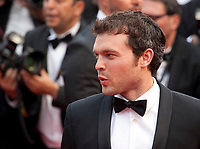 Actor Alden Ehrenreich at the Solo: A Star Wars Story gala screening at the 71st Cannes Film Festival, Tuesday 15th May 2018, Cannes, France. Photo credit: Doreen Kennedy