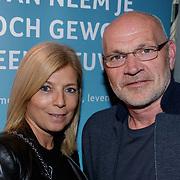 NLD/Amsterdam/20181023 - Boekpresentatie Antoinette Scheulderman, Jan Wouters en partner