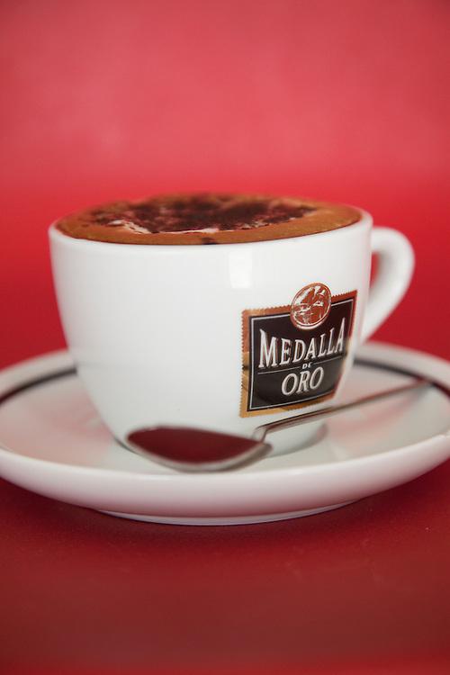 Amazing coffee, El Sauzal, North Tenerife.
