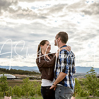 Rebecca and Michael ENGAGED