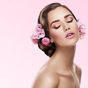 Steven Turner Photography Pink Floral Beauty