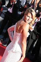 Heidi Klum, at the 'Nebraska' film gala screening at the Cannes Film Festival Thursday 23rd May 2013