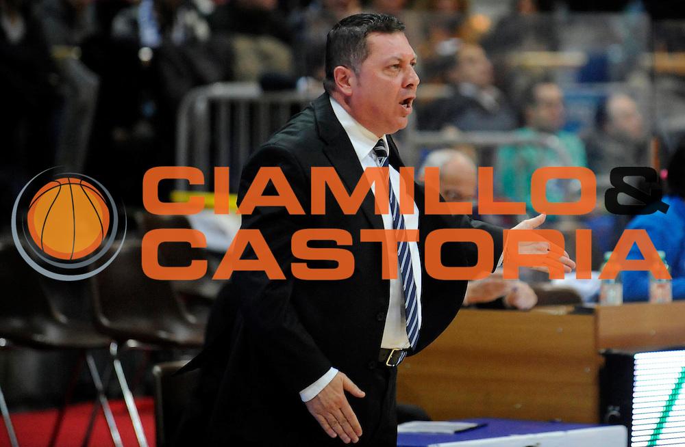 DESCRIZIONE : Bologna LegaDue  2012-13 BiancoBlu' Bologna Fileni BPA Jesi <br /> GIOCATORE : Coach Stefano Salieri<br /> SQUADRA : BiancoBlu' Bologna<br /> EVENTO : Campionato LegaDue  2012-2013<br /> GARA :  BiancoBlu' Bologna Fileni BPA Jesi <br /> DATA : 10/01/2013<br /> CATEGORIA : Coach Directory Fair Play<br /> SPORT : Pallacanestro<br /> AUTORE : Agenzia Ciamillo-Castoria/A.Giberti<br /> Galleria : LegaDue Basket 2012-2013<br /> Fotonotizia : Bologna LegaDue  2012-13 BiancoBlu' Bologna Fileni BPA Jesi <br /> Predefinita :