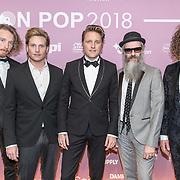 NLD/Amsterdam/20180213 - Edison Pop Awards 2018, Di-rect