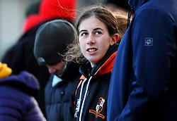 Bristol City Women fans - Mandatory by-line: Nizaam Jones/JMP - 27/01/2019 - FOOTBALL - Stoke Gifford Stadium - Bristol, England - Bristol City Women v Yeovil Town Ladies- FA Women's Super League 1