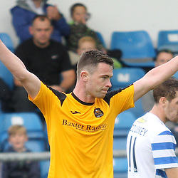 Morton v Dumbarton | Petrofac Cup | 25 July 2015
