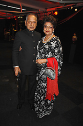 MR NANDT & PRINCESS JEET KHEMER at the British Red Cross Gala Ball 2007 themed 'East Meets West' held at Old Billingsgate, 16 Lower Thames Street, London on 5th June 2007.<br /><br />NON EXCLUSIVE - WORLD RIGHTS