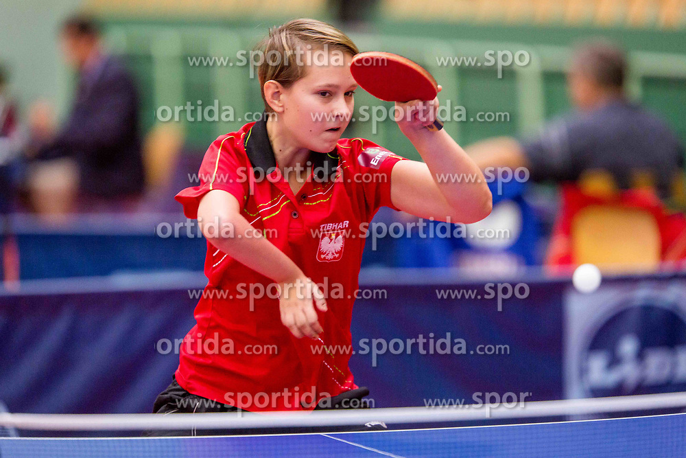KAVAS Neslihan during day 2 of 15th EPINT tournament - European Table Tennis Championships for the Disabled 2017, at Arena Tri Lilije, Lasko, Slovenia, on September 29, 2017. Photo by Ziga Zupan / Sportida