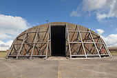 RAF Upper Heyford, Quick Reaction Alert Facility, Hardened Aircraft Shelters.
