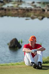October 22, 2016 - Haikou, Hainan, China - Boris Becker beim 4. World Celebrity Pro-Am Golf Turnier im Mission Hills Resort. Haikou, 22.10.2016 (Credit Image: © Future-Image via ZUMA Press)