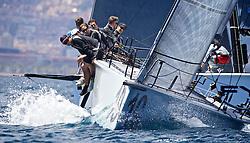 40 trofeo conde de godo , 2013 , Barcelona , Spain , PRACTICE RACE ©JRENEDO