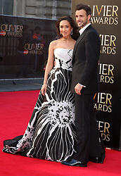 Marilyn Klass attends The Laurence Olivier Awards at the Royal Opera House, London, United Kingdom. Sunday, 13th April 2014. Picture by i-Images