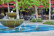 Fish Fountain at Aliso Viejo Town Center
