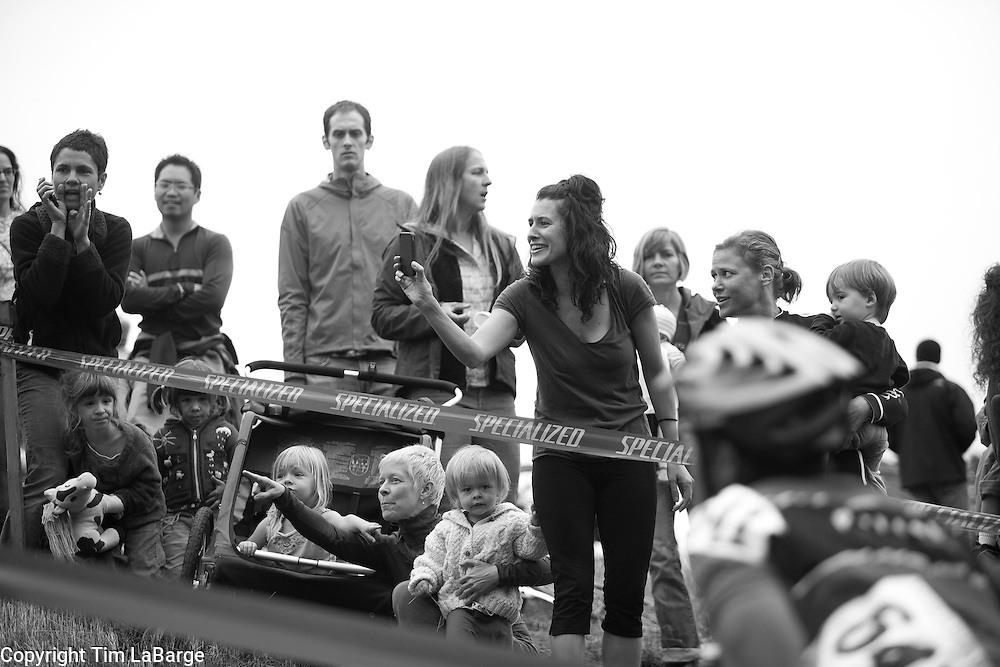 Cross Crusade race at Alpenrose Dairy in Portland, Oregon on October 2, 2011.<br /> Image © Tim LaBarge 2011
