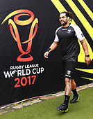 171027 RLWC - Kiwis Captains Run