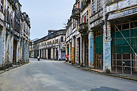 Chine, Province de Guangdong, Kaiping, patrimoine mondial de l'Unesco, village de Chikan // China, Guangdong, Kaiping, Unesco World Heritage, Chikan village