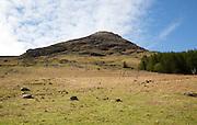 High Stile peak, Buttermere, Lake District national park, Cumbria, England, UK